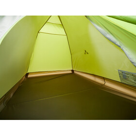 VAUDE Campo Compact 2P Tent chute green